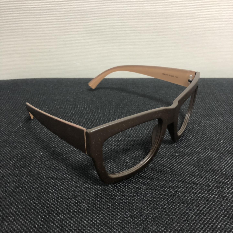 빅 뿔테 안경
