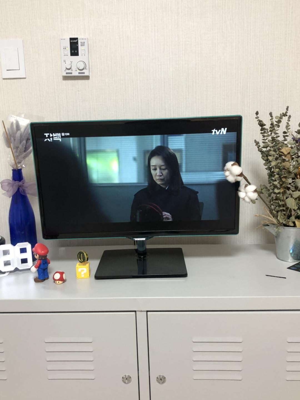삼성 24인치 티비모니터입니다
