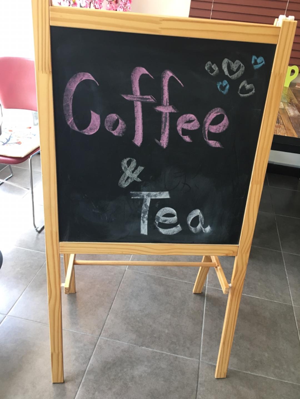 커피숍 홍보용/ 아이들 선생님놀이칠판 및 화이트보드