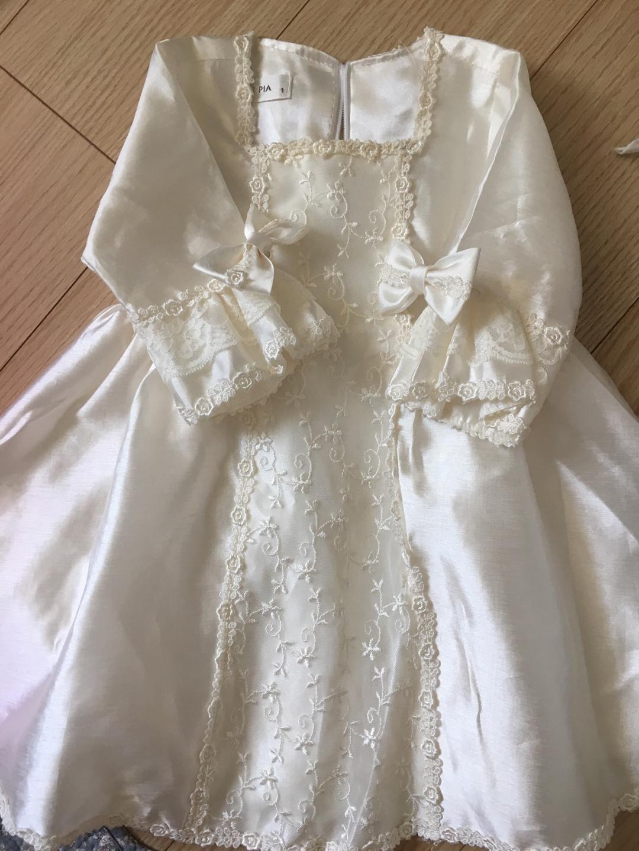 아기 돌 드레스