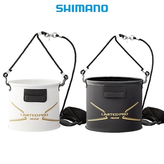 시마노 BK151N 낚시 두레박(화이트19cm)