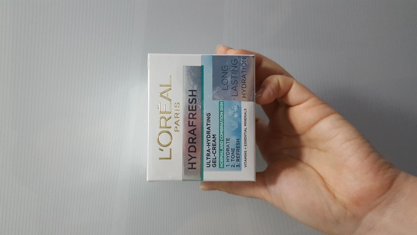 로레알 이드라후레쉬/ 중복합성/ 수분크림 50ml
