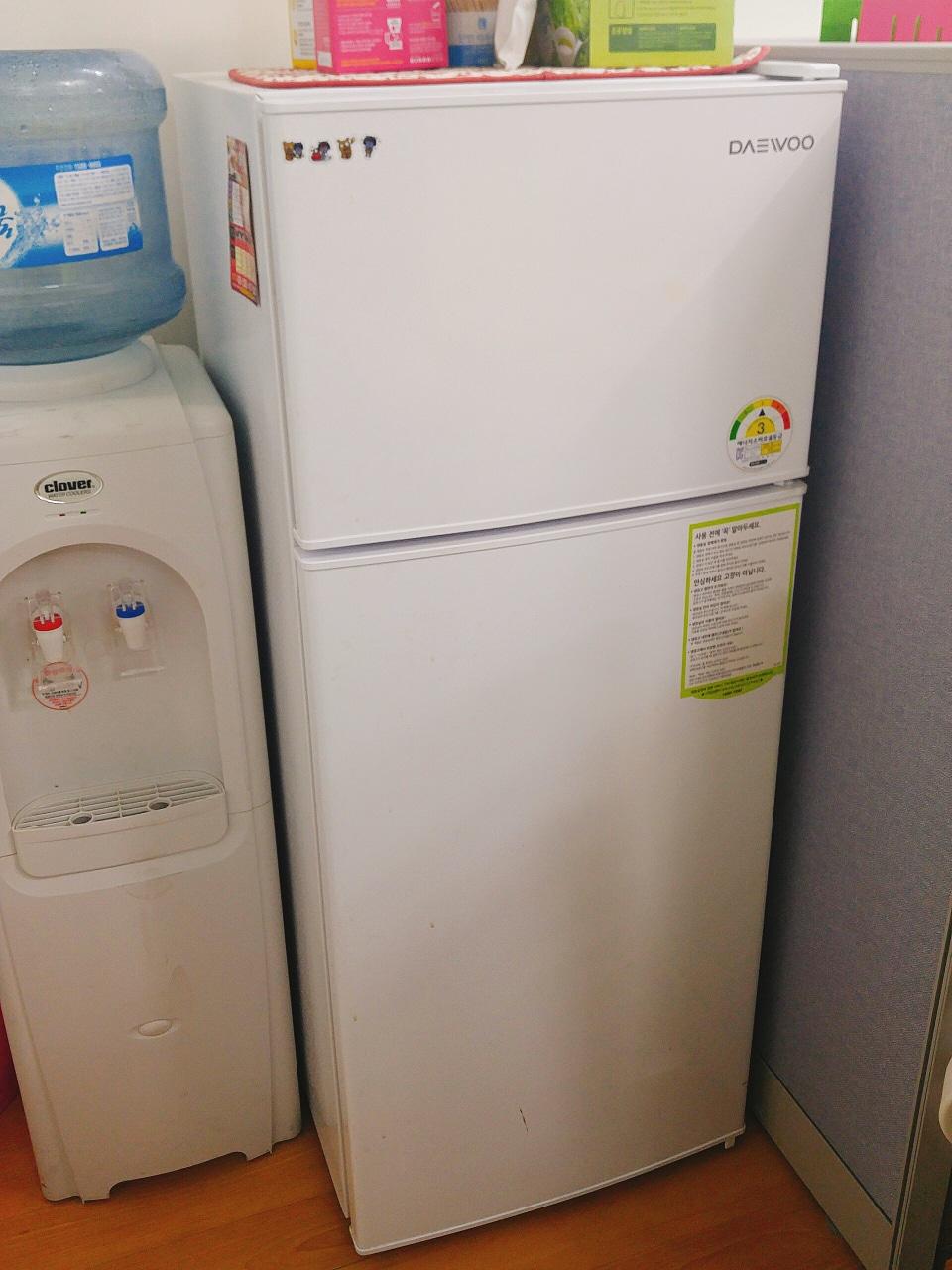 대우 냉장고 FR-B153NW
