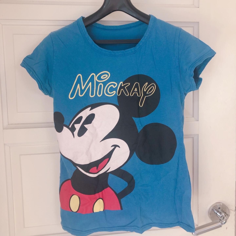 미키마우스 반팔 티셔츠