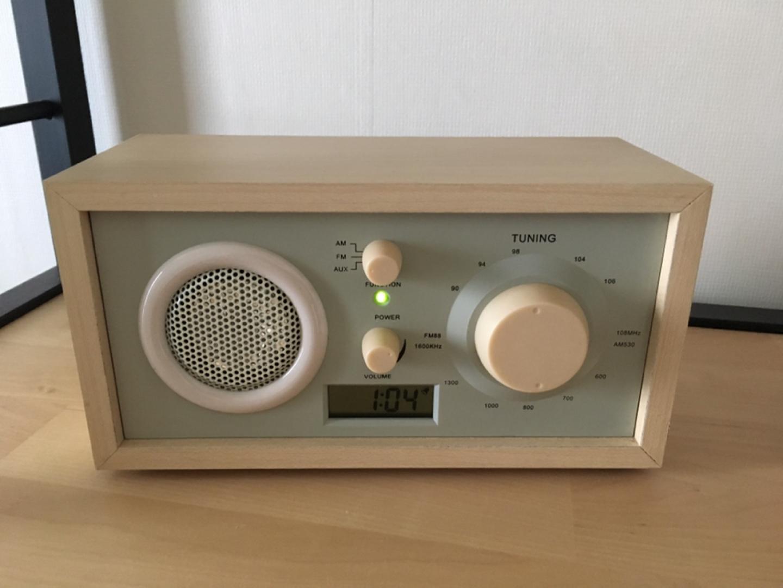 인테리어용 라디오