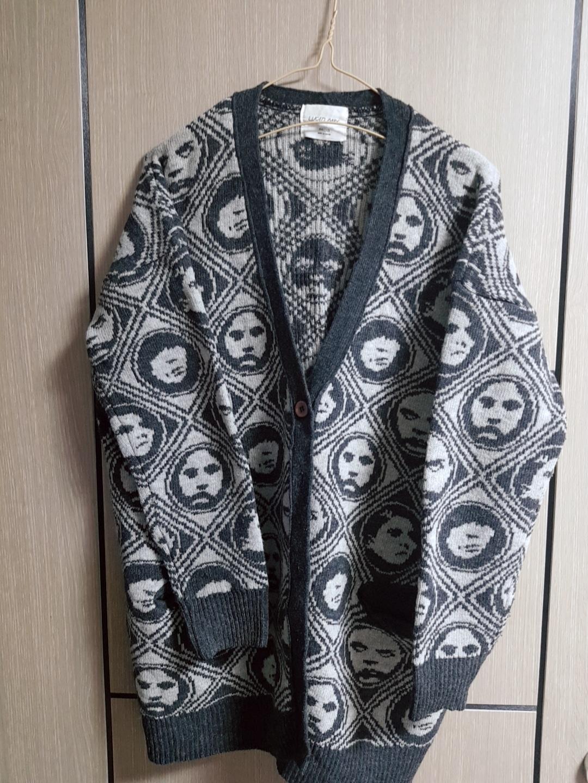 새상품)겨울가디건스웨터