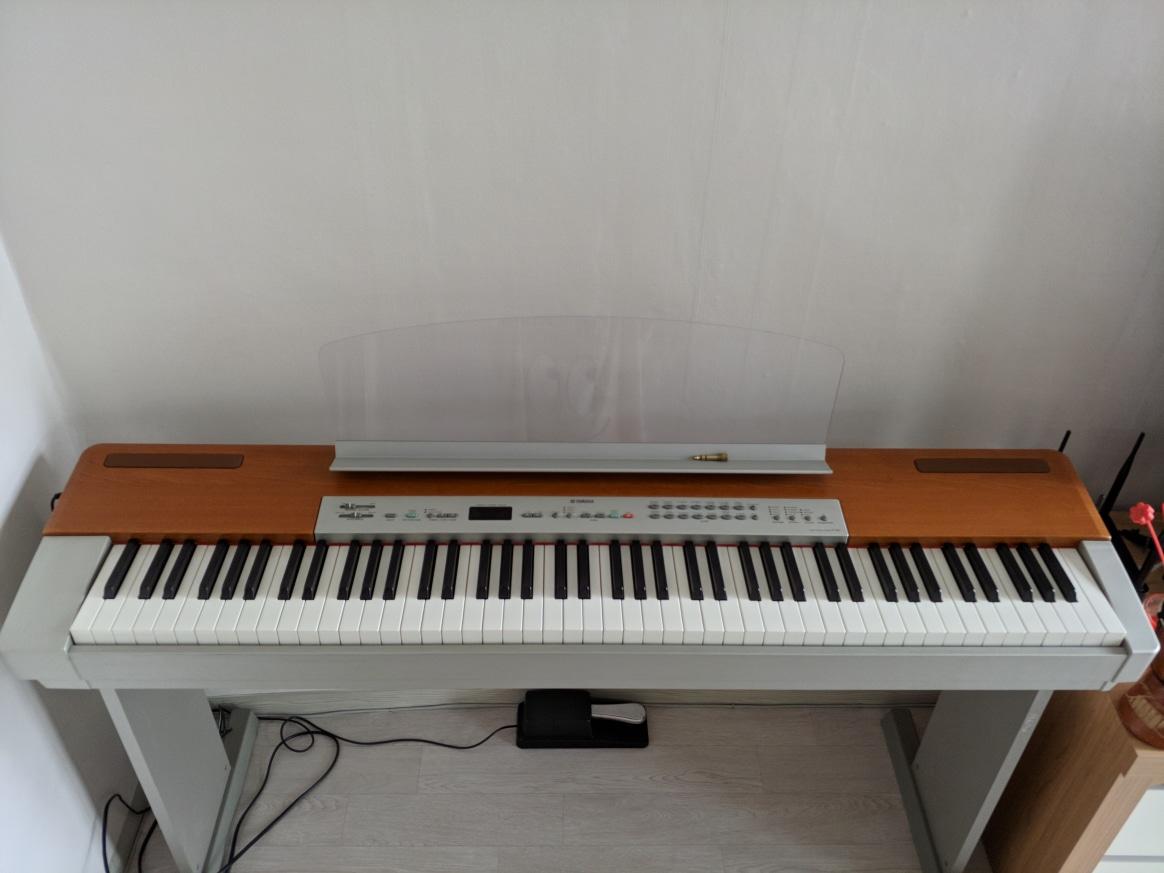 야마하 일렉트로닉 피아노 88건반 해머터치  P120 (p120s)