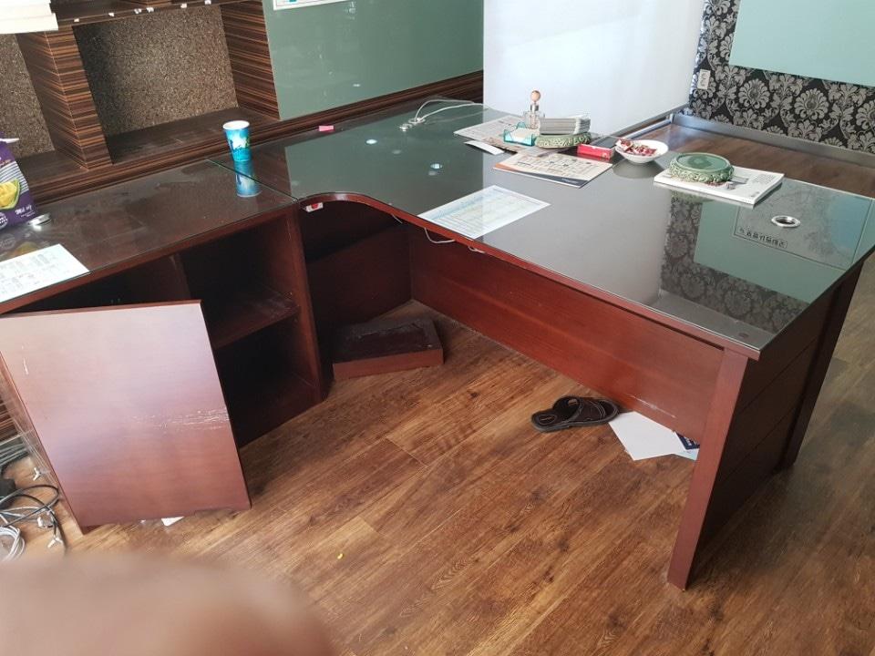 중역책상 책상 사무용책상 회의용테이블
