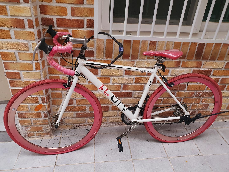 블랙울프 에어21 싸이클로드 자전거
