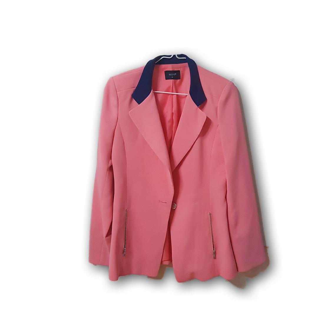 여성봄자켓
