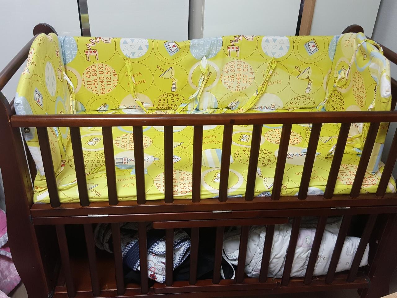 무료나눔) 유아 침대