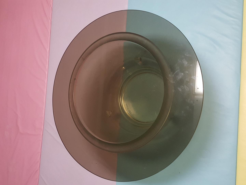 유리통 테이블(가격내림)