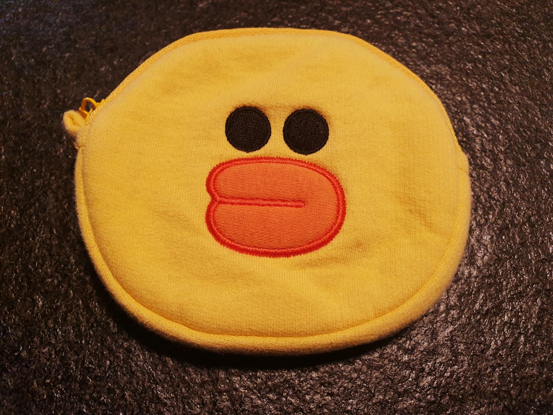 라인프렌즈 샐리 동전지갑