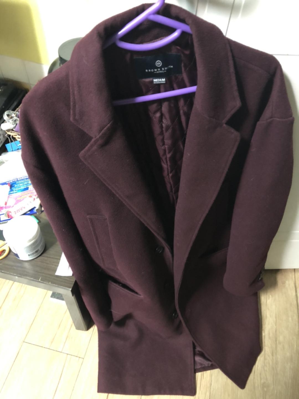 남성 코트(가격낮춤)