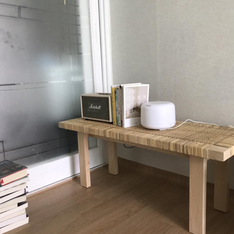 이케아 스톡홀롬 라탄 테이블 팝니다