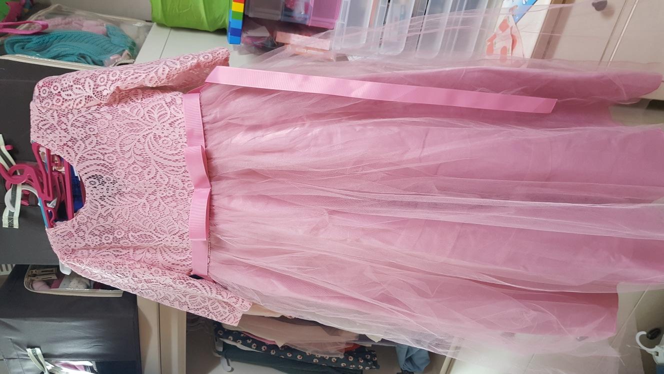 드레스 140 .택있는 새제품