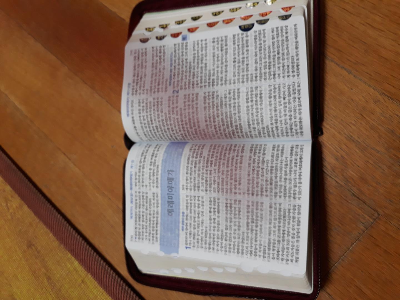 큰글씨 성경전서