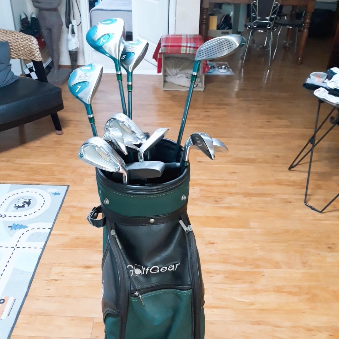 가격팍내림 초중급자용 여성용 골프채