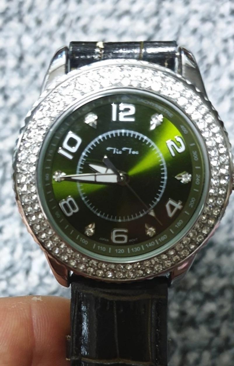 틱톡 손목시계