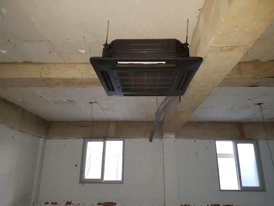 천장형냉난방기.천장형에어컨.천정형에어컨.냉방기.공장용.사무실용.대형냉난방기.초대형냉난방기