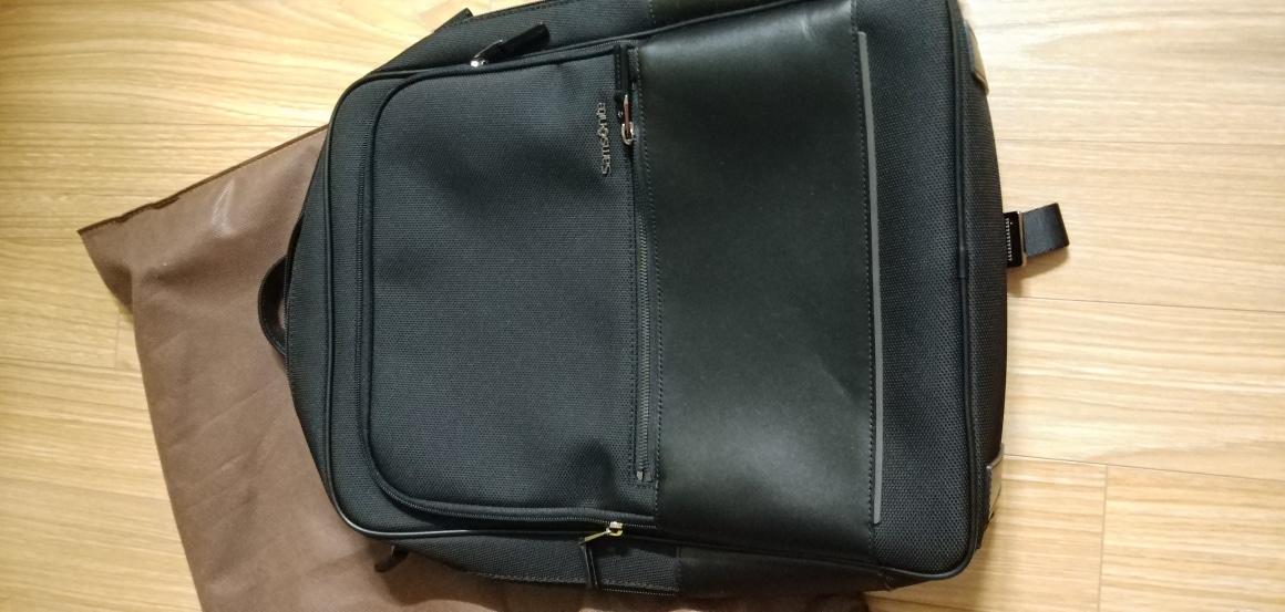 (최상품중고) 쌤소나이트 정품 노트북가방