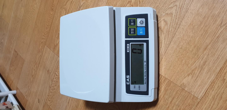 카스 sw1-s 저울기 5kg(2g)