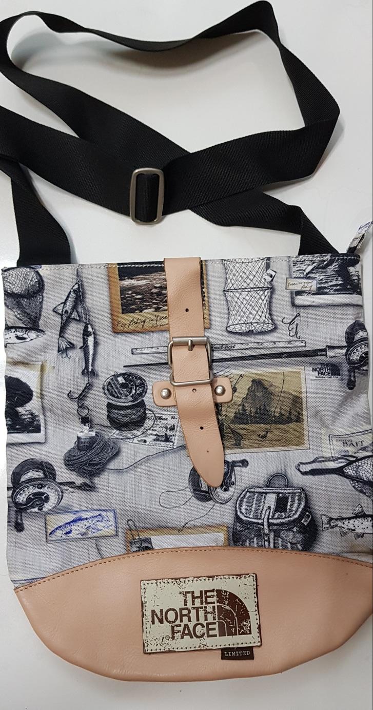 노스페이스 보조가방