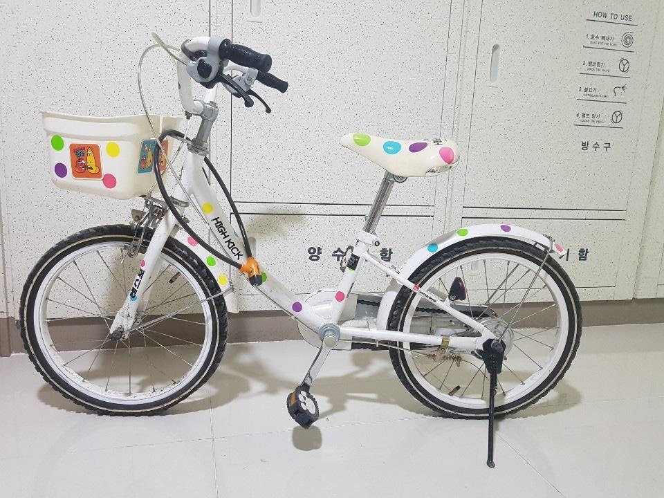 16인치 자전거 팝니다