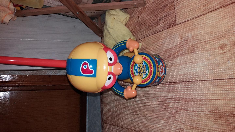 장난감 ( 뽀로로 걸음마 보조기 ) 가격내림