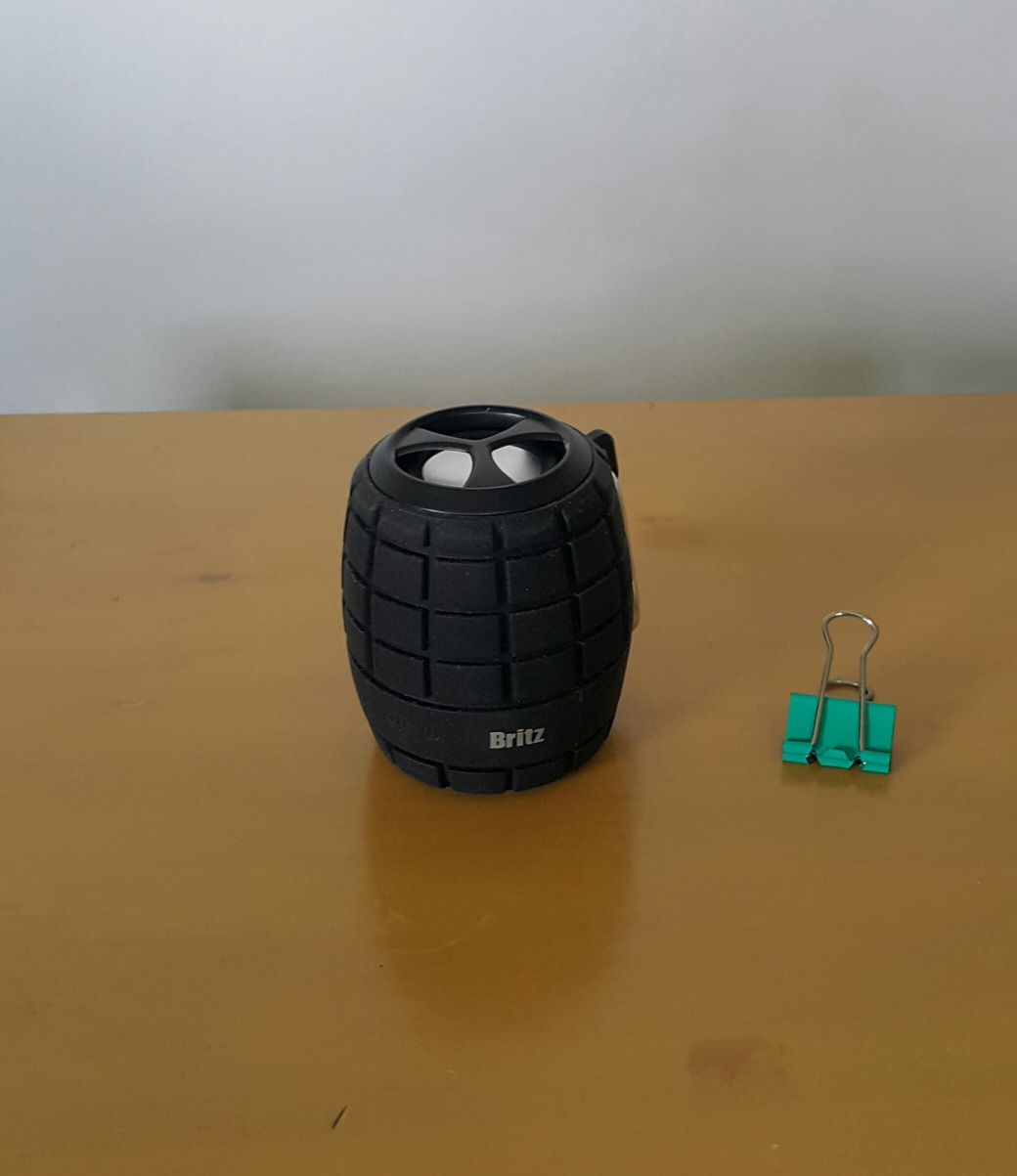 미니 블루투스 스피커 (브리츠 BZ-G100)