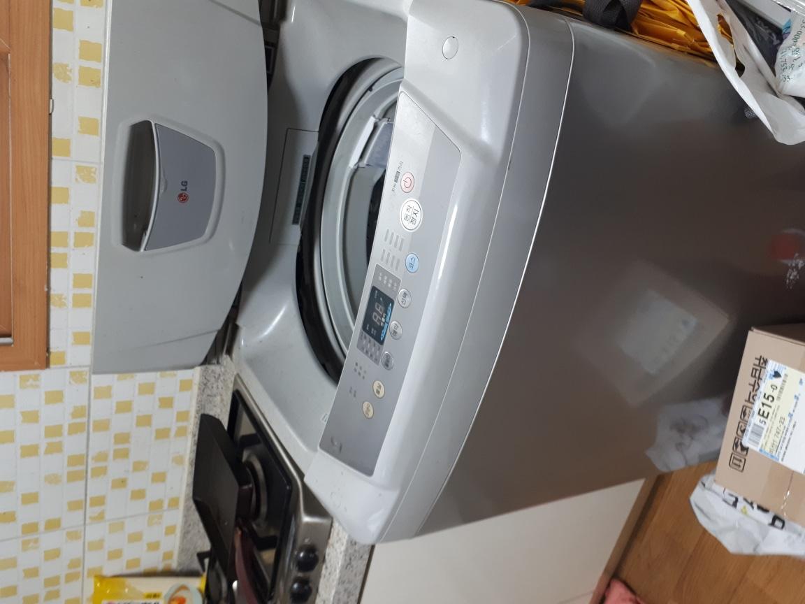 엘지 세탁기 무료나눔합니다