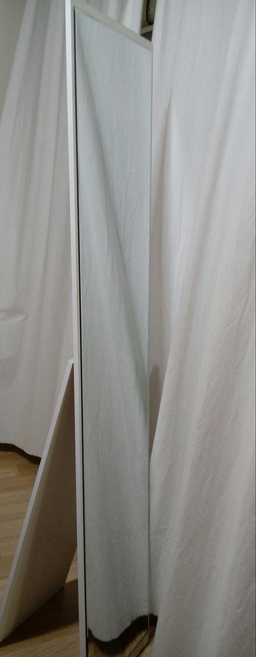 전신거울(세로155cm)팝니다