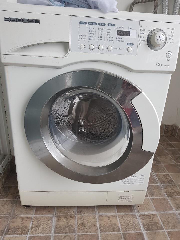 삼성 하우젠 드럼세탁기 판매합니다