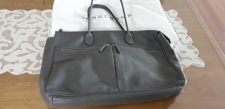 롱샴 가죽 가방(가격내림)