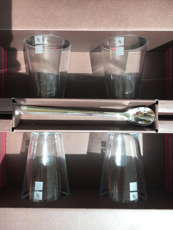 네스프레소 아이스커피컵, 스푼세트(새제품)