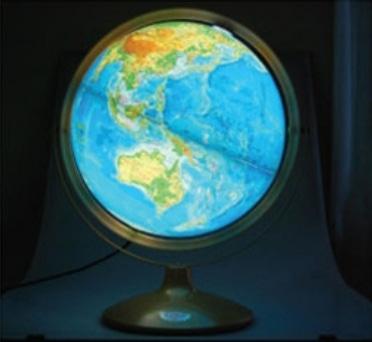 ♥️LED 지구본 팔아요♥️