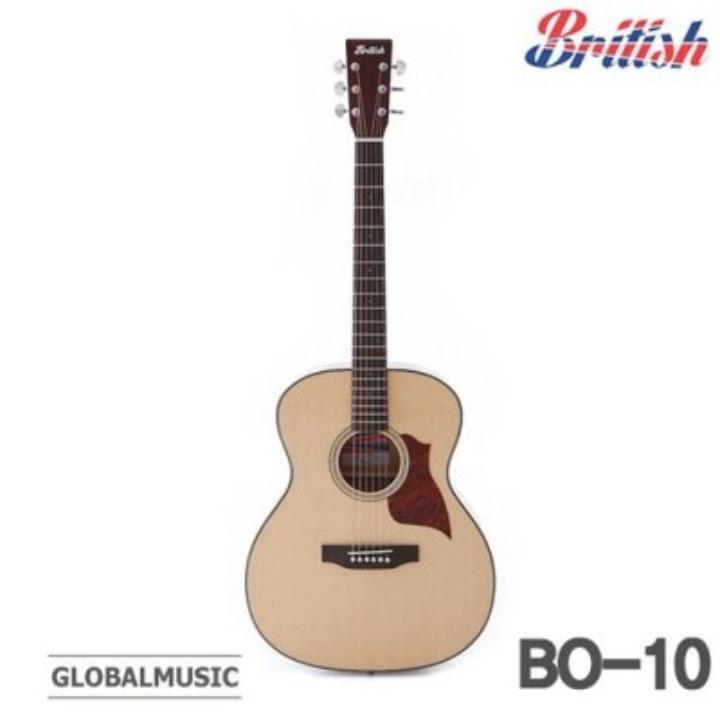 ✔새것|무배 통기타 브리티시 BO-10 + 기타용품 11개 Set