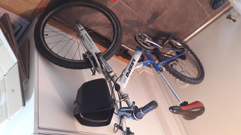 [나눔 완료!!!ㅡ채팅 사절!] 자전거 21인치