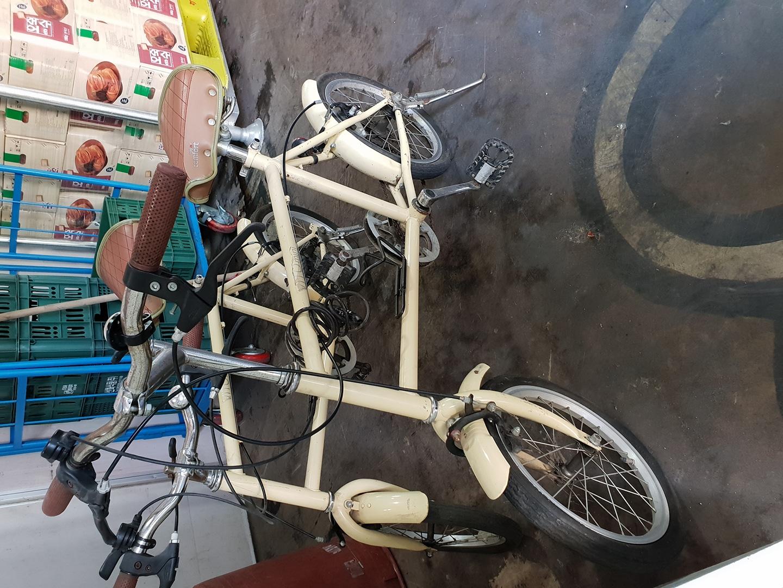 미니밸로 비토 자전거