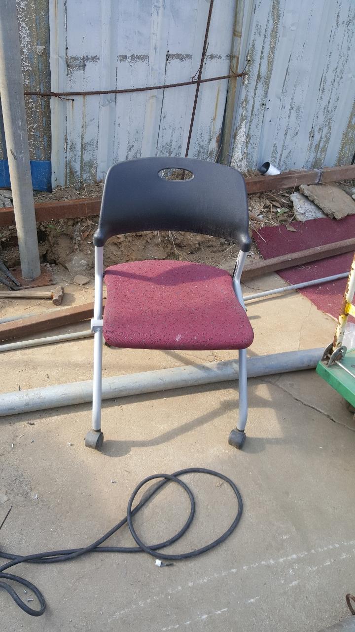 의자 무료나눔합니다