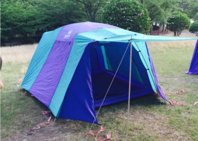 텐트 팝니다