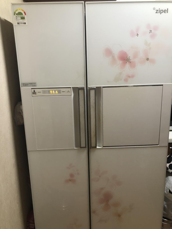지펠 726리터 양문형 냉장고(가격 많이 내림!!)