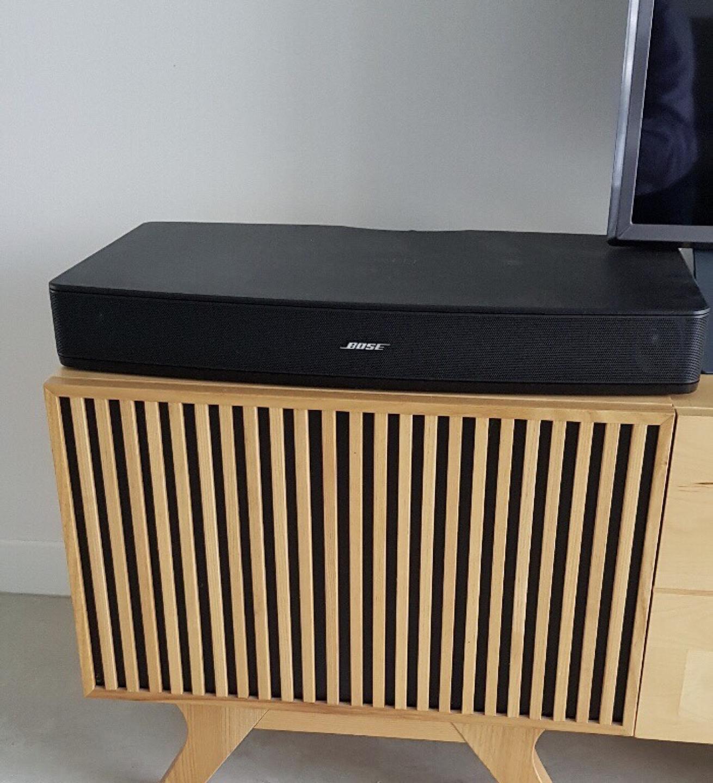 보스(Bose) 솔로 티비 사운드 시스템 (사운드바)