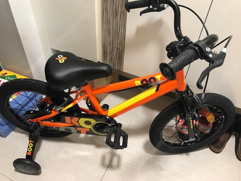 16인치 아동 자전거 새상품