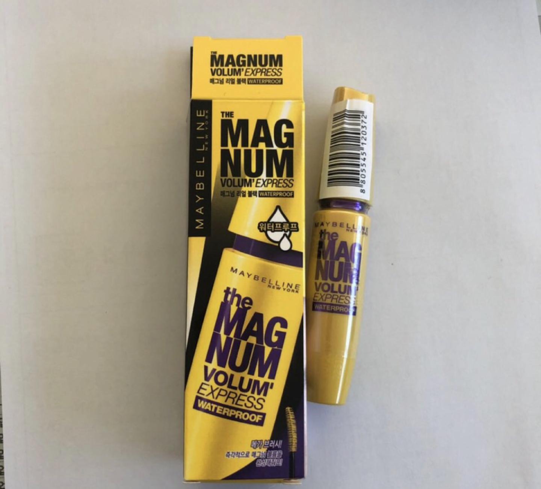 매그넘 마스카라 블랙