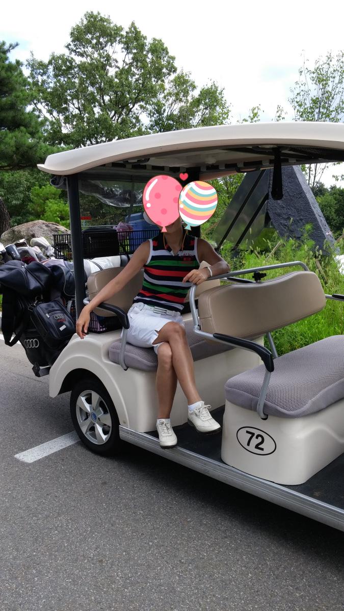파리게이츠 골프여성의류