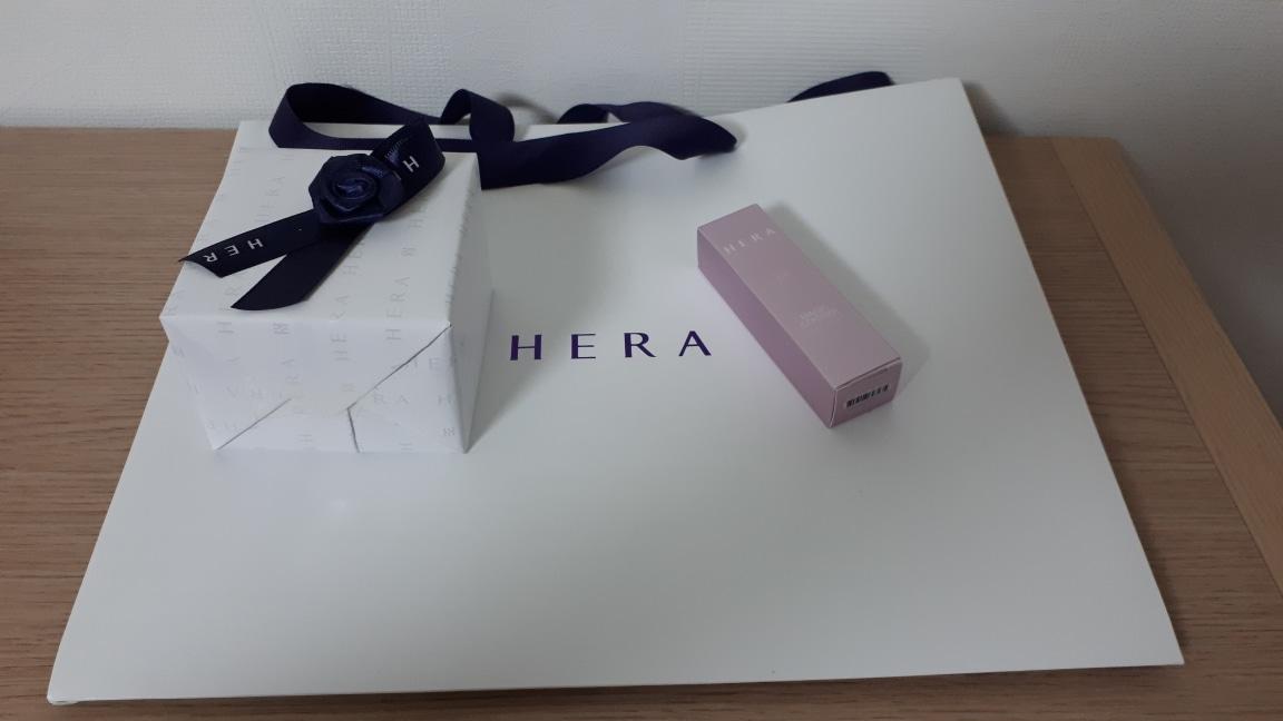 헤라 미스트쿠션 선물세트