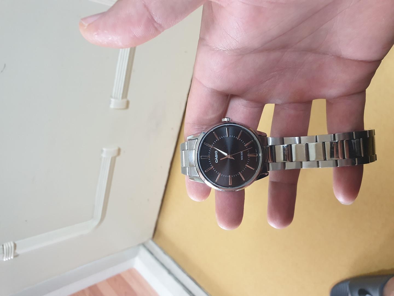카시오 손목시계