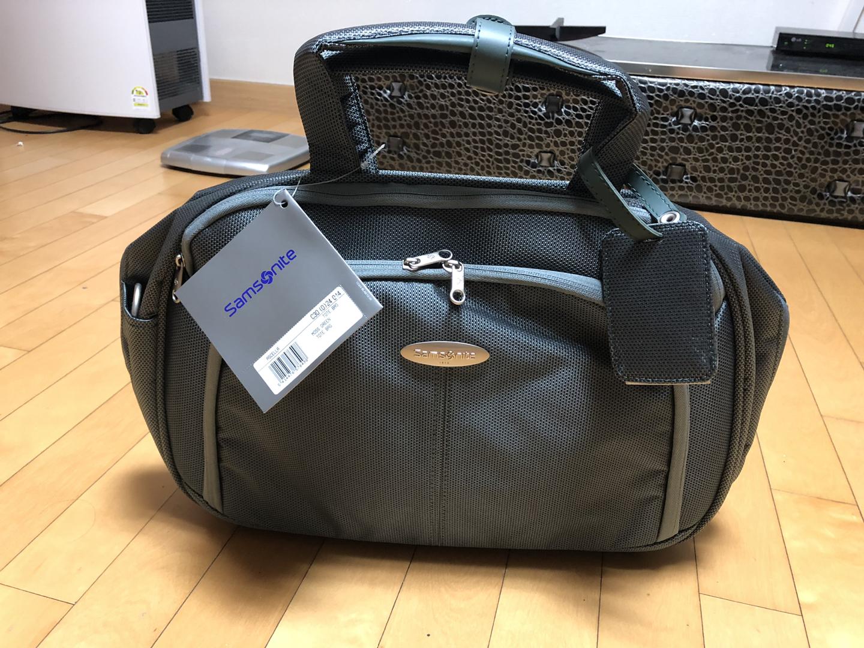 쌤소나이트 여행가방
