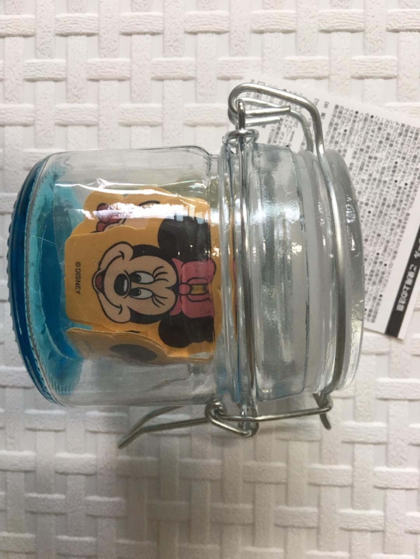 (새상품)유리병-디즈니정품